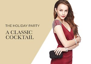 The Holiday Party: A Classic Cocktail