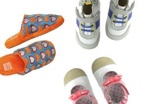 Perfect Presents: Kids' Shoes