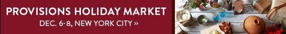 Provisions Holiday Market