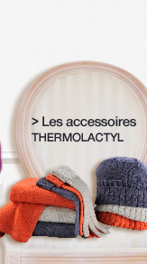 Les accessoires Thermolactyl