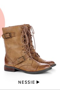 Boots and Booties to Love: Nessie
