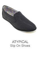 Atypical Slip on Shoes