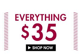 Shop Everything at $35