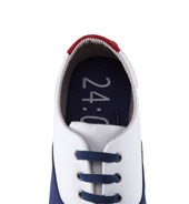 24:01 Two Tone Plimsolls