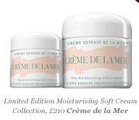 Limited Edition Moisturising Soft Cream Collection, Créme de la Mer