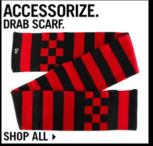 Shop New Era Scarfs