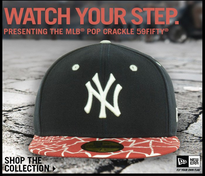 MLB Pop Crackle Collection - Shop Now!