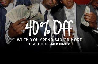 Spend Money to be Money