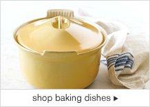 SHOP BAKING DISHES
