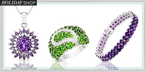 The Gift of Sparkle: Diamonds and Gemstones Shop
