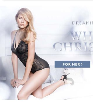 Dreaming of a White Christmas - For Her