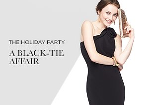 The Holiday Party: A Black-Tie Affair