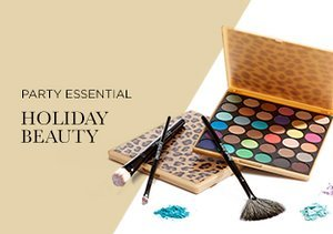Party Essential: Holiday Beauty