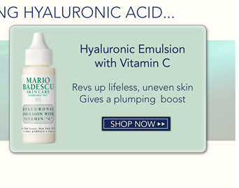 Hyaluronic Emulsion with Vitamin C