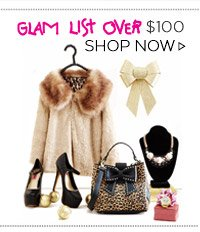 Shop Glam List over $100