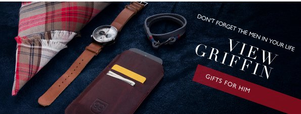 griffin | Gifts For Him