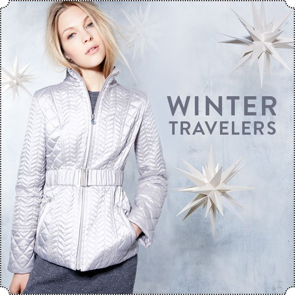 WINTER TRAVELERS