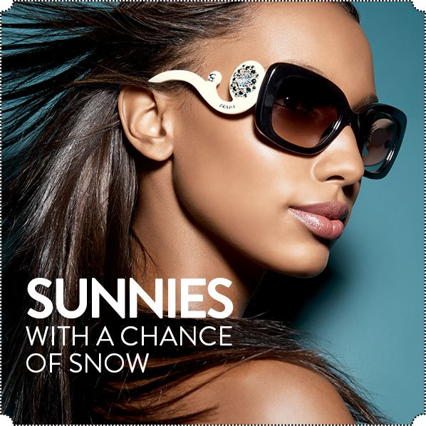 SUNNIES WITH A CHANCE OF SNOW