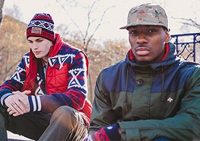 Shop New LRG Patterned Outerwear & More