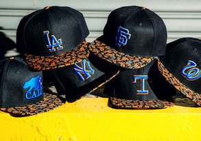Shop NEW Hats ft. Cooley High Project
