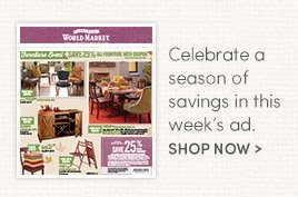 Celebrate a season of savings in this week's ad. Shop Now