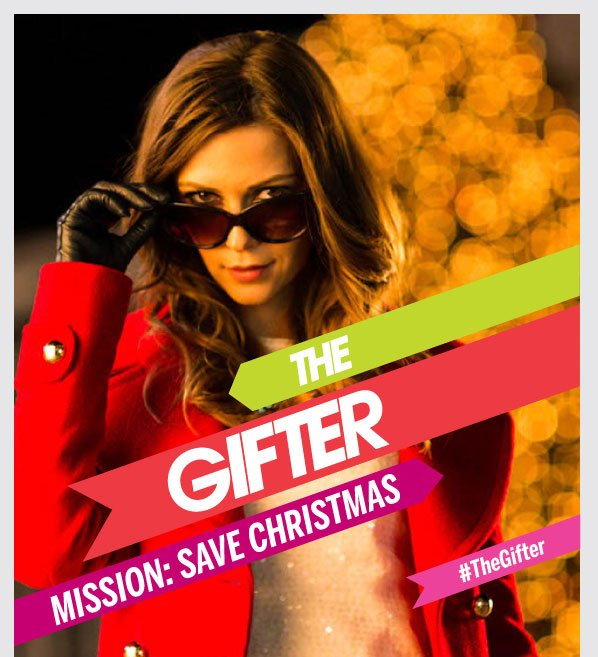 the  gifter. mission: save christmas. #TheGiftter