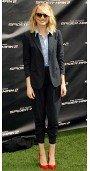 Emma Stone Promotes The Amazing Spider-Man 2