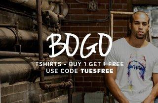 T-shirt time BOGO!