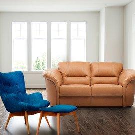 Modern Living Room: Furniture