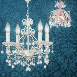 Sparkle & Shine: Chandeliers
