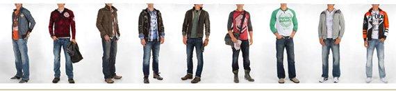 Shop Men's Outfits