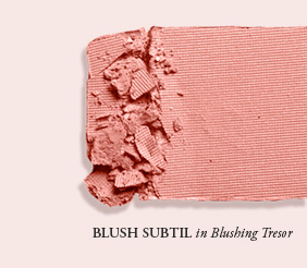 BLUSH SUBTIL in Blushing Tresor
