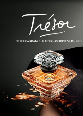 SHOP TRESOR | THE FRAGRANCE FOR TREASURED MOMENTS