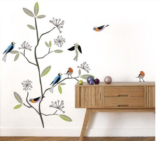 Birds - Wall Decals