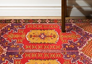 One-of-a-Kind Vintage Tribal Rugs