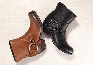 Italian Luxury: Boots & Booties