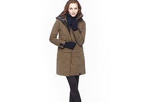 Trend: The Parka