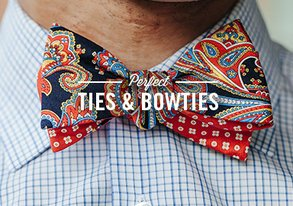 Shop Dress to Impress: Holiday Ties