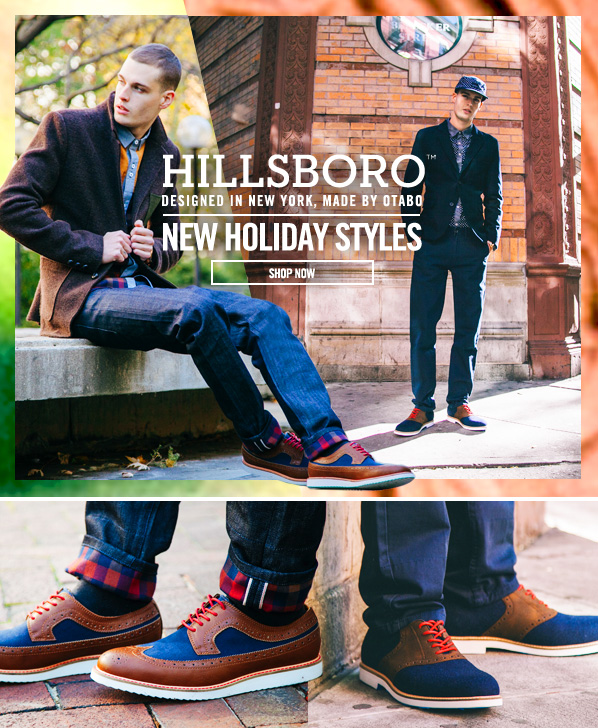 Shop ALL NEW: Hillsboro Holiday Styles