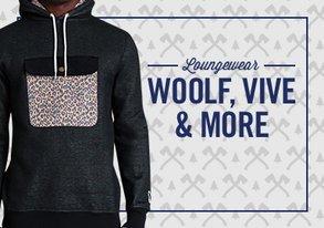 Shop Loungewear: Woolf, Vive & More