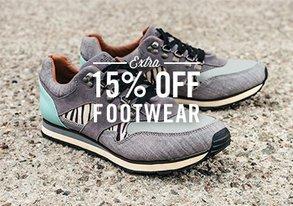 Shop Few & Final Footwear: 15% Off
