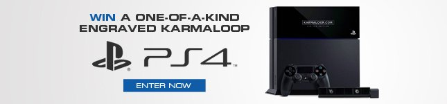 Get Hooked Up with an Exclusive Karmaloop PS4