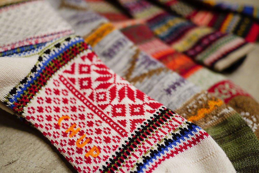 CHUP F/W13 Socks & Neckties