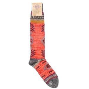CHUP Sedona High Sock Red