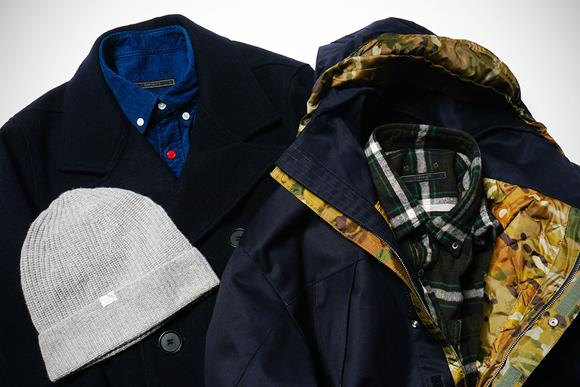 SOPHNET. Autumn/Winter Collection Latest Delivery