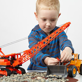 Kids at Play: Farm & Construction Sets
