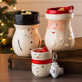 Candle Warmers & City Creek Candles