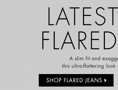 Shop Flared Now