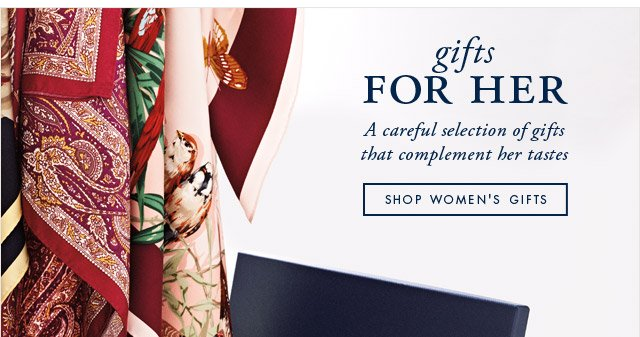 GIFTS FOR HER - SHOP WOMEN'S GIFTS