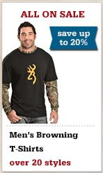 All Browning Shirts on Sale